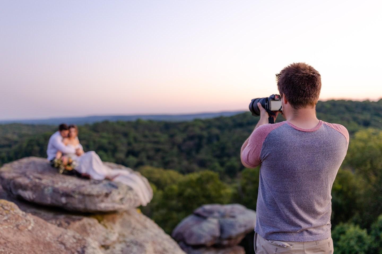 Kentucky styled shoot wedding vendor marketing materials