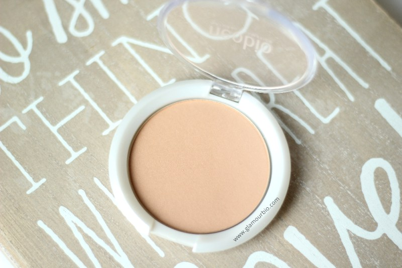 "Compact Powder ""Light Beige"" Neobio"