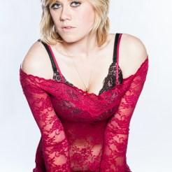 Glamour Model Magazine Megan shot by Jay Kilgore