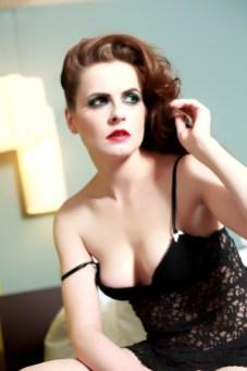 Glamour Model Magazine Images ©HVDPhotography Model: J:perience