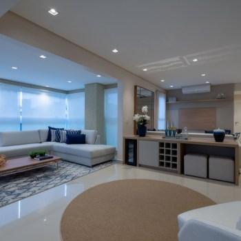 Móveis Planejados oferecem personalidade na sua sala de estar