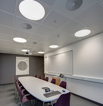 meeting and conference rooms glamox