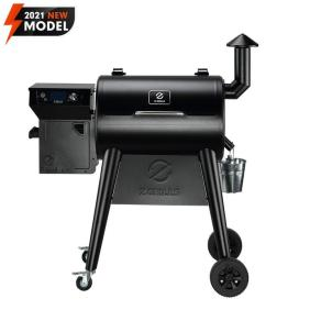 Z Grills 450B Wood Pellet Grill Smoker