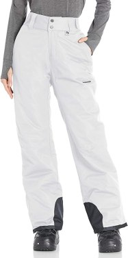 Arctix Women's Snowpants White