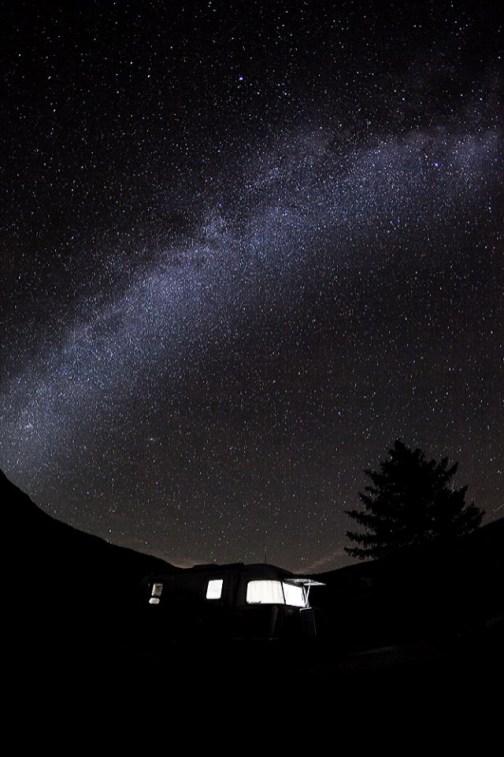Night Skies. Sylvan Lake SP, Eagle CO.