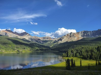 Trout Lake, Telluride, CO.