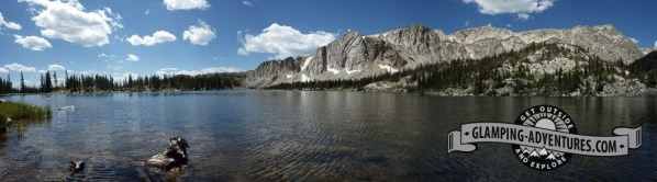 Mirror Lake, WY