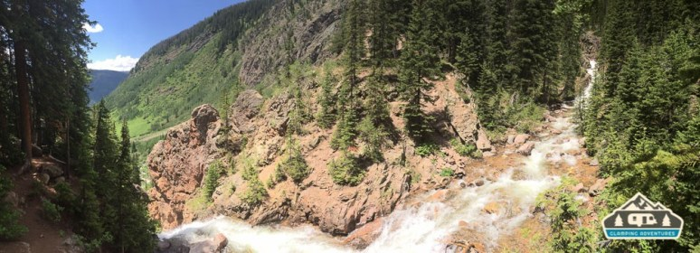 Booth Falls, Vail CO.