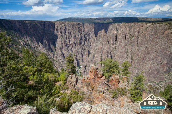 Telluride co matterhorn campground fall 2015 our glamping black canyon of the gunnison national park publicscrutiny Image collections