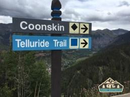 Coonskin Ridge.