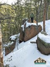 Horsethief Trail. Divide, CO.