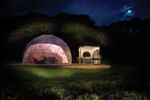 glisten-camping