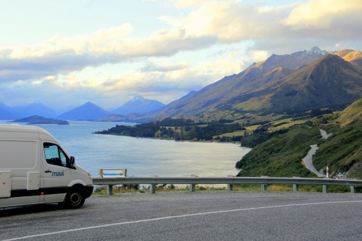 11 Drive to Glenorchy