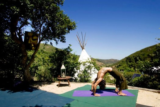 Algarve surf and yoga retreat