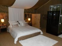 Intérieur Lodge au glamping Bô Zen Lodge à Biarritz en Aquitaine