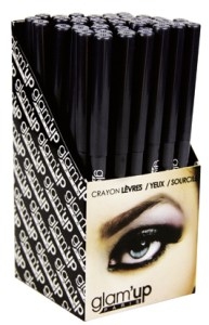 display crayon retractable Glam'Up