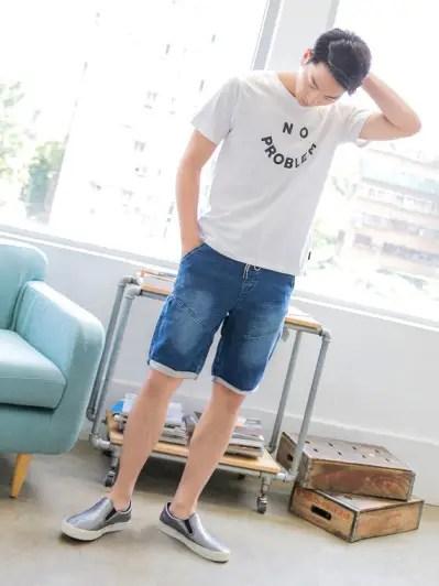 2021男生短褲穿搭