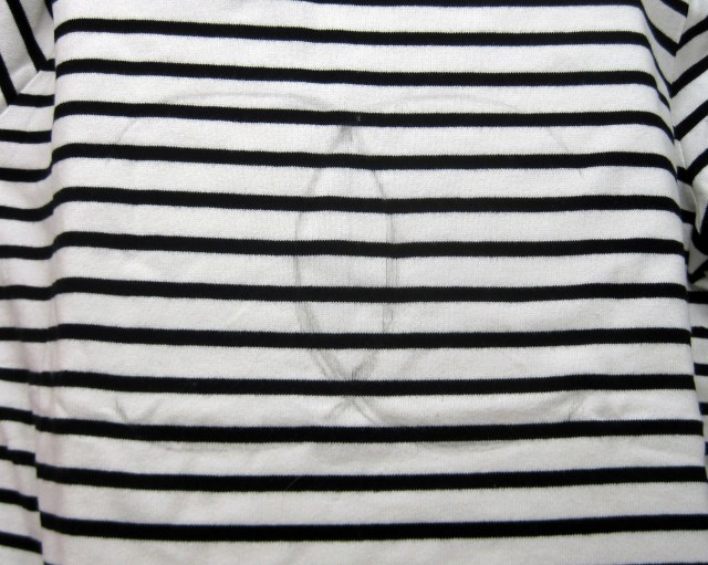 DIY Chanel Striped Top