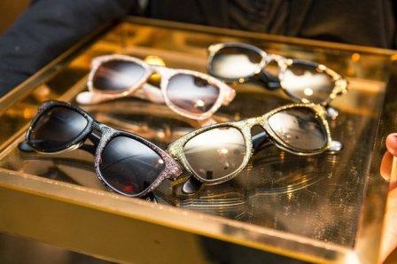Carrera By Jimmy Choo Glitter Sunglasses