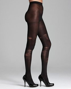 Pretty Polly Shredded Tights $25