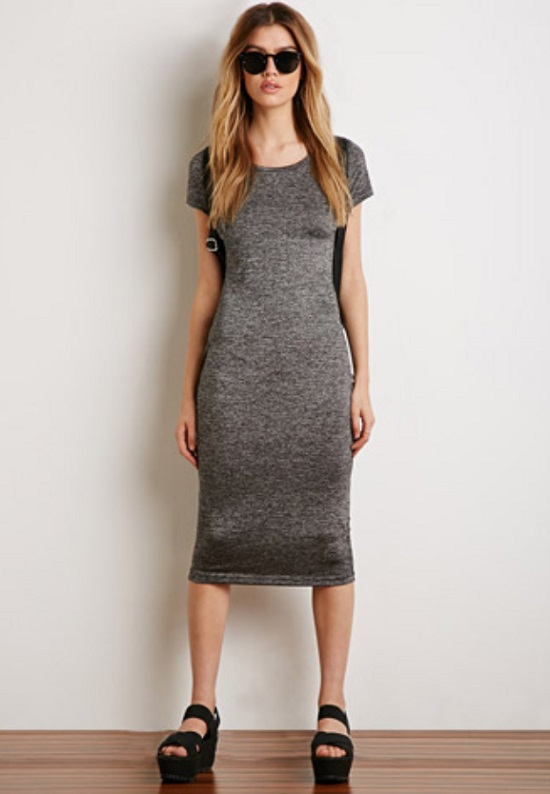 forever-21-marled-t-shirt-dress
