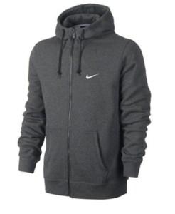 Nike Classic Fleece Full-Zip Hoodie