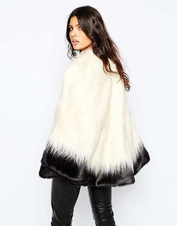 Unreal Fur Fire and Ice Cape