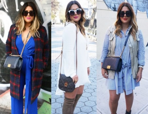 10 Spring Layering Outfits You Already Own