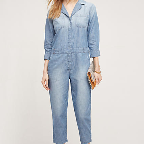 Current Elliott Canal Jumpsuit