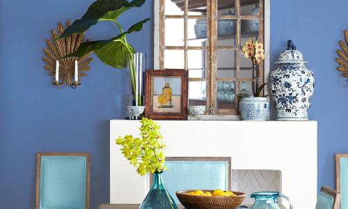wisteria conservatory arch mirror