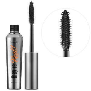 Benefit Cosmetics Theyre Real Lengthening and Volumizing Mascara