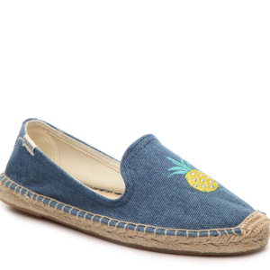 Soludos Pineapple Slip On Espadrille