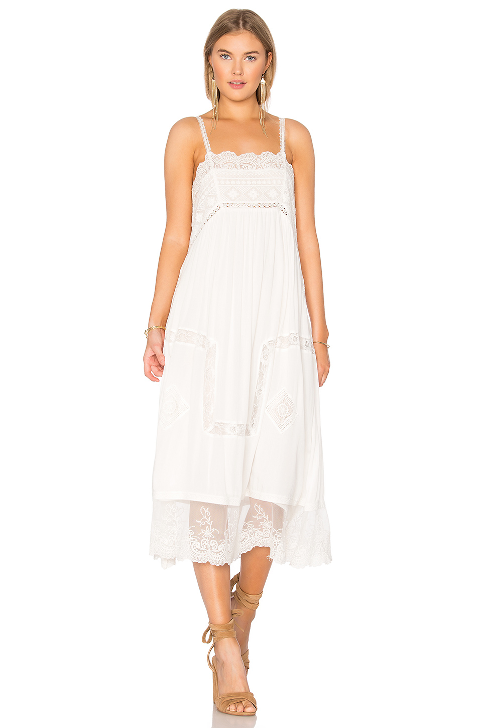 Spell and The Gypsy Collective Peaches Slip Dress