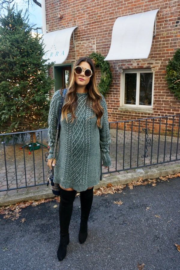 Free People On A Boat Sweater Dress