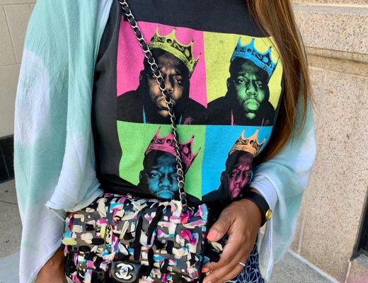 Daydreamer Biggie Pop Color King Tee