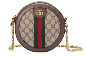 Ophidia Mini GG Round Shoulder Bag