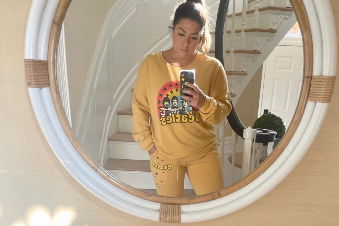 Women's The Beatles Graphic Sweatshirt