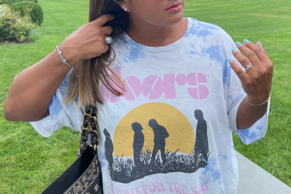 Daydreamer The Doors Waiting For The Sun Tee