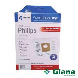 Microfibre Bags Philips Electrolux S Bag