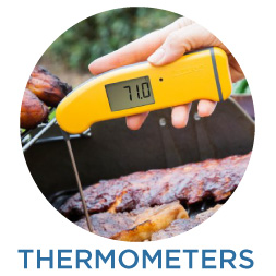 Thermometers Catering Supplies Glana