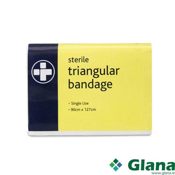 Reliance Sterile Triangular Bandage Single Use