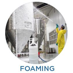 Foaming
