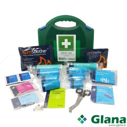 11-25 Person Catering First Aid Kit HSA Burns