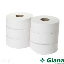 ENIGMA Jumbo Toilet Roll 2 ply Pure Cellulose