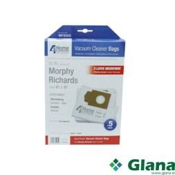 Microfibre Vacuum Bags - Morphy Richard Domatic