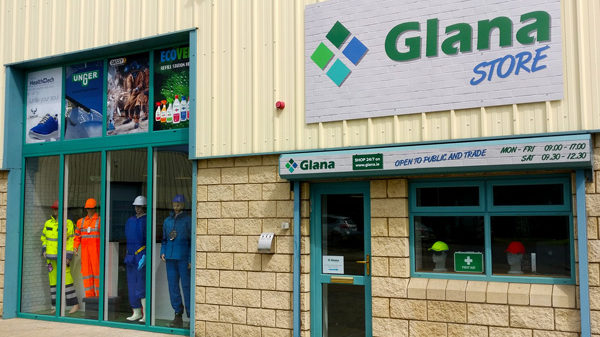 Glana Store Front