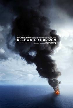 Deepwater Horizon 2016 poster