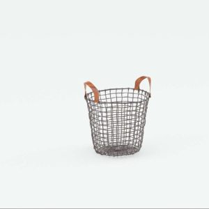 Iron Basket Small Terrain Furniture