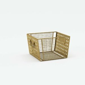 Metal Storage Large Basket