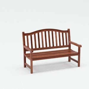 Richmond Wood Bench Jet Furniture